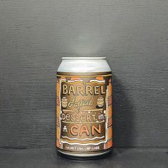 Amundsen Barrel Aged Dessert In A Can Coconut Choc Chip Cookie. Barrel Aged Coconut Choc Chip Cookie Imperial Pastry Stout. Contains lactose. Norway