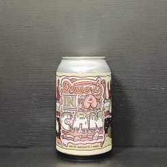 Amundsen Dessert In A Can White Chocolate Smores. White Chocolate Imperial White Pastry Stout. Contains lactose. Norway