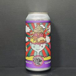 Amundsen Overloaded. Neapolitan Ice Cream Shake Imperial Pastry Stout. Vegan friendly. Norway. Buy craft beer, fine cider & natural wine online.