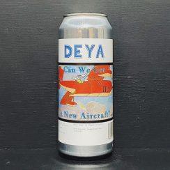 Deya Can We Get A New Aircraft? IPA Cheltenham vegan