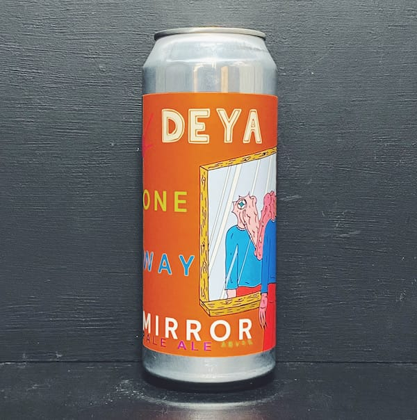 Deya One Way Mirror Pale Ale Cheltenham vegan