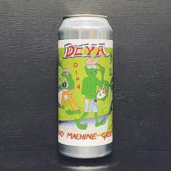 Deya Sound Machine Groove DIPA Cheltenham vegan