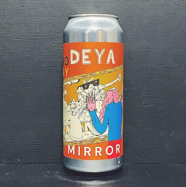 Deya Two Way Mirror Pale Ale Cheltenham vegan