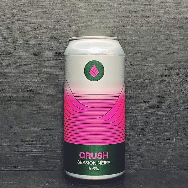 Drop Project Crush Session NEIPA Sussex vegan