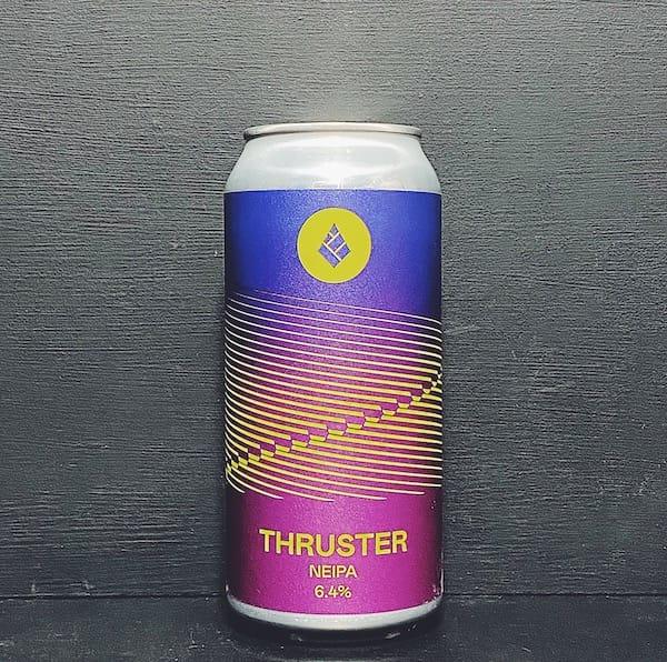 Drop Project Thruster NEIPA Sussex vegan