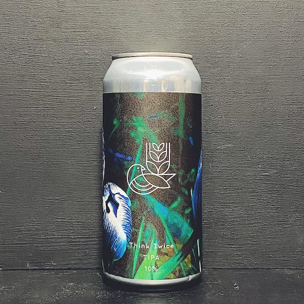 Good Things Brewing Think Twice TIPA Sussex vegan