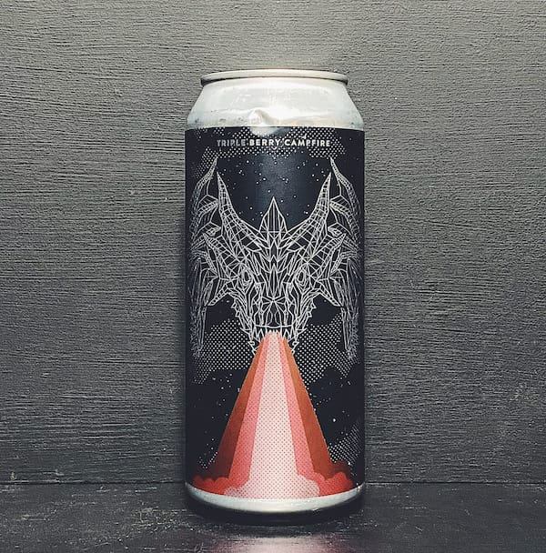 Mortalis Evil Twin NYC Even More Hydra Fruited Sour USA