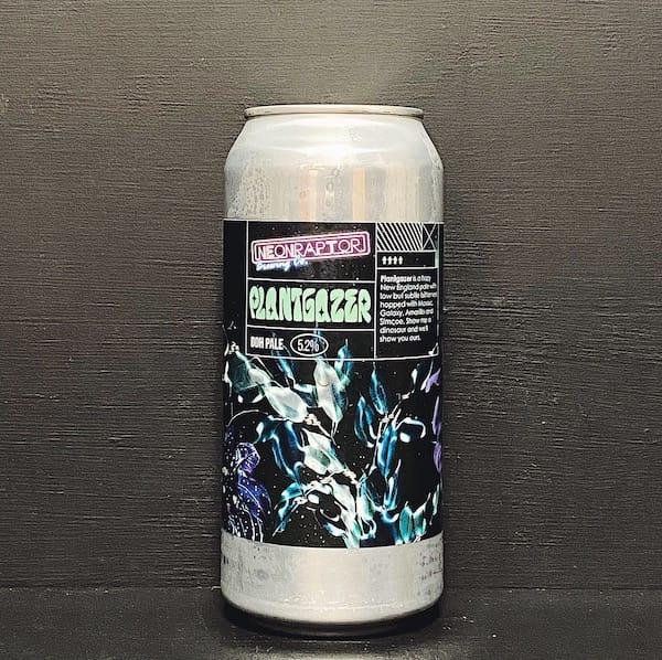 Neon Raptor Plantgazer DDH Pale Nottingham vegan