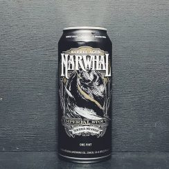 Sierra Nevada Barrel Aged Narwhal Imperial Stout USA vegan