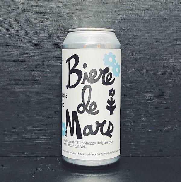 "St Mars of the Desert Biere de Mars Bright, pale ""Euro"" hoppy Belgian type beer Sheffield vegan"