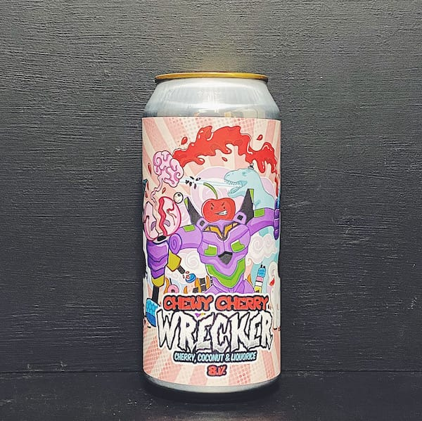 Staggeringly Good Chewy Cherry Wrecker Fruit Beer Portsmouth