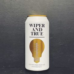Wiper & True Lemondrop Hill Gluten Free Pale Bristol vegan