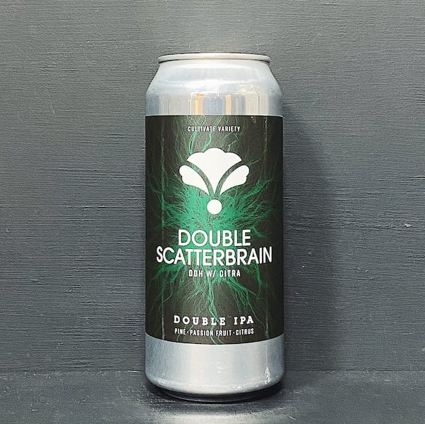 Bearded Iris Double Scatterbrain DDH with Citra DIPA USA vegan