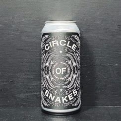Black Iris Circle Of Snakes Double IPA Nottingham vegan friendly