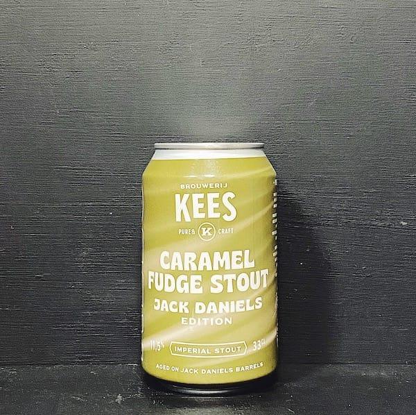 Kees Caramel Fudge Stout Netherlands vegan