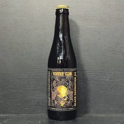 Struise Black Damnation IV Coffee Club Imperial Stout Belgium vegan