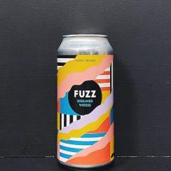 Fuerst Wiacek Fuzz. Fruited Berliner Weisse with peach, passionfruit & milk sugar Germany