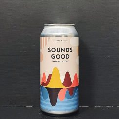 Fuerst Wiacek To Ol Sounds Good Imperial Stout with pecans and cacao Germany collab vegan