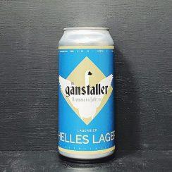 Ganstaller Helles Lager Germany vegan