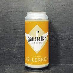 Ganstaller Kellerbier Lager Germany vegan
