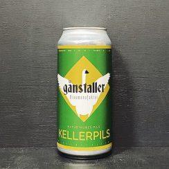 Ganstaller Kellerpils Pilsner Lager Germany vegan