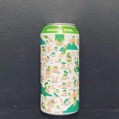 Mikkeller Passion Pool Shallow Alcohol Free Gose Denmark vegan
