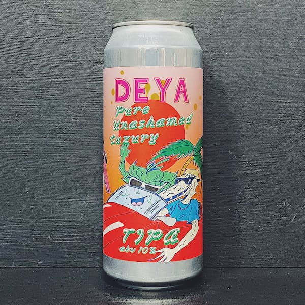 Deya Pure Unashamed Luxery TIPA Cheltenham vegan