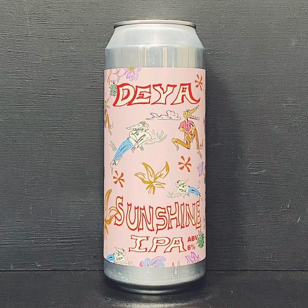 Deya Sunshine IPA vegan Cheltenham