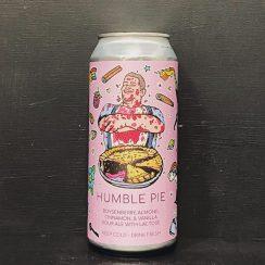 Hidden Springs Ale Works Humble Pie Boysenberry Almond Cinnamon & Vanilla Sour USA