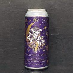 Hidden Springs Ale Works Moon Flower Sour Ale with Blackcurrant Hazelnut Chocolate & Vanilla USA