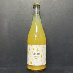 Little Pomona Hard Rain Quince 2020 Cider Herefordshire vegan gluten free