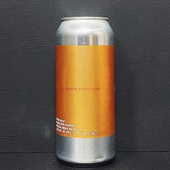 Other Half Double Dry Hopped All Mosaic Everything Double Dry Hopped Imperial India Pale Ale NYC USA vegan