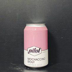 pilot mochaccino stout scotland leith coffee milk