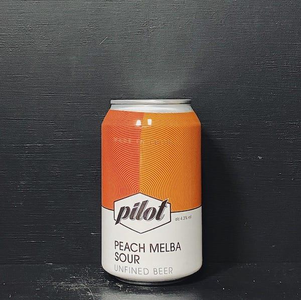 Pilot Peach Melba Sour Scotland
