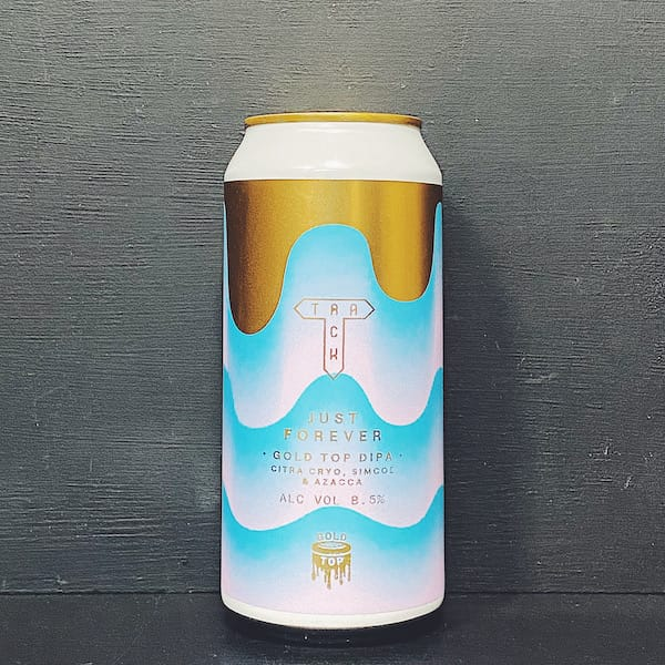 Track Just Forever Gold Top DIPA Manchester