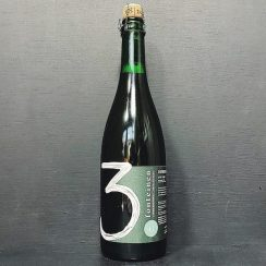 3 Fonteinen Oude Geuze (season 18|19) Blend No. 117. Lambic Belgium vegan
