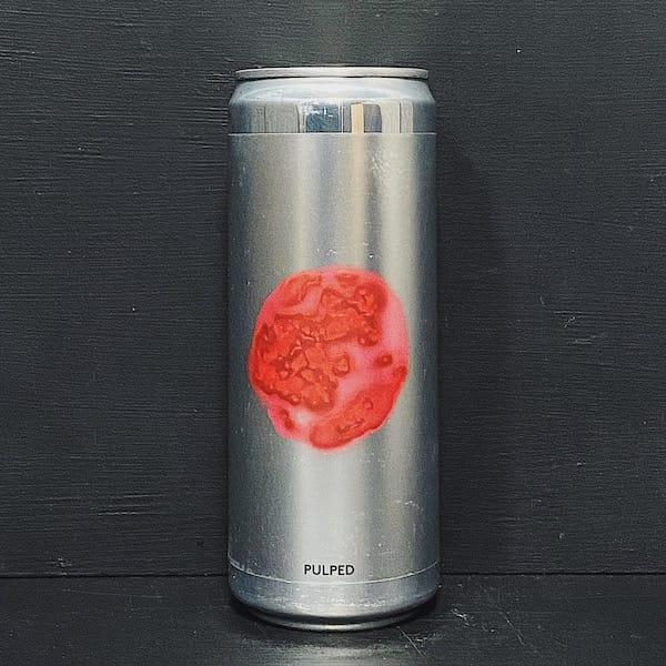Aeblerov Pulped Raspberry Cider Denmark vegan gluten free