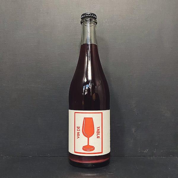 Aeblerov Vin De Table Red 2020 Cider Wine Hybrid Denmark vegan gluten free