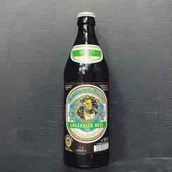 Augustiner Lagerbier Hell Helles Germany Vegan friendly
