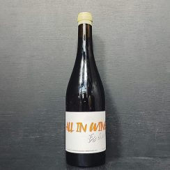 Es DAqui All In Wine 17/18 Natural Wine France vegan gluten free
