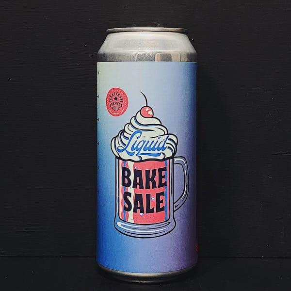Jester King Liquid Bake Sale Imperial Babka Stout USA