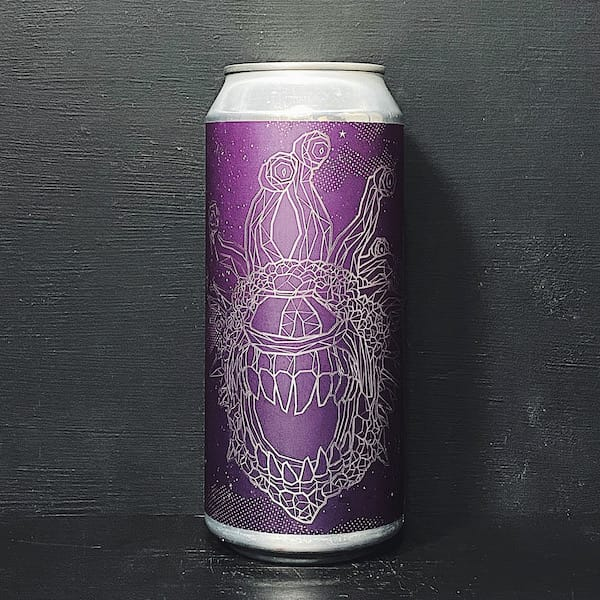 Mortalis Beholder Yoghurt Parfait Fruited Sour Ale brewed with natural flavours USA