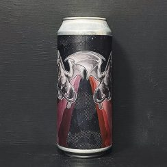 Mortalis Hydra Goes Baa Fruited Sour Ale brewed with natural flavours. USA