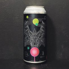 Mortalis Hydra Lollipop Forest Fruited Sour Ale brewed with natural flavours. USA