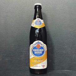 Schneider Weisse Original Tap 7 Weizen Germany Vegan friendly
