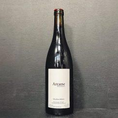 Sebastien Morin Arcane 2019 Natural Wine France vegan gluten free