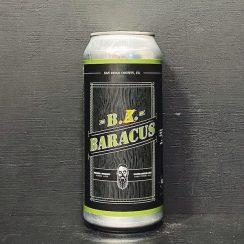 Beer Zombies Mason Ale Works BZ Baracus Barley Wine USA vegan