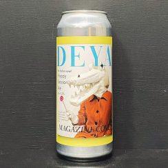 Deya Magazine Cover Session IPA Cheltenham vegan
