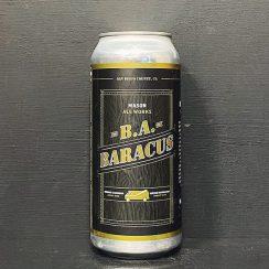 Mason Ale Works BA Baracus Barley Wine USA vegan