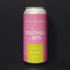 Pentrich Downhill Jam Fruited Sour Derbyshire vegan